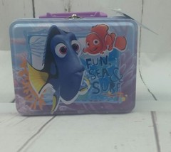 Finding Dory Rectangle Lunch Box licenced - $10.39