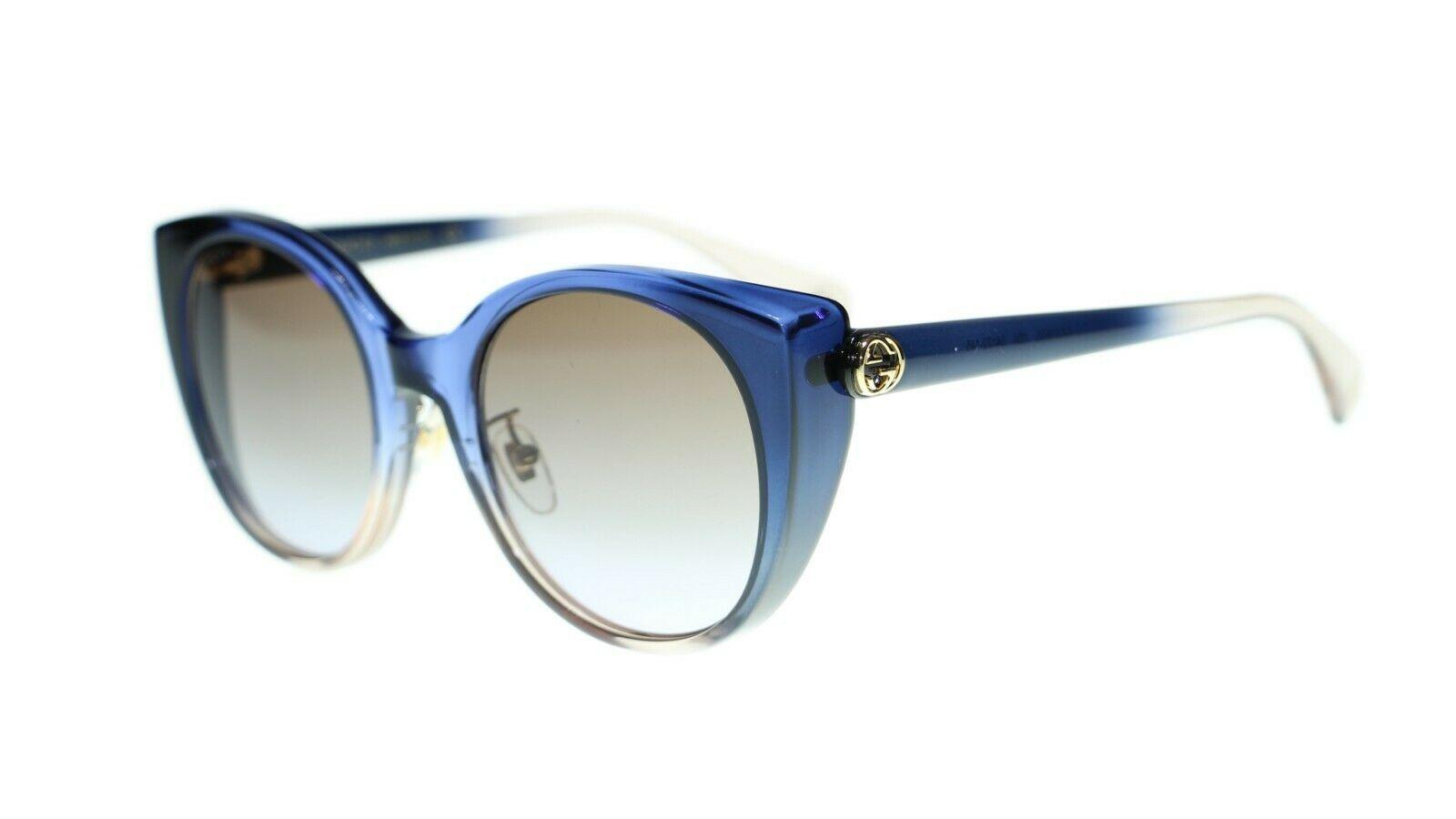 07915e28a NEW Gucci Women GG0369S Sunglasses Cat Eye Gradient Lenses Authentic