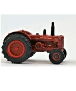 ERTL 1/64 Scale Diecast Metal Red International Tractor 3366G Free Shipping - $13.85