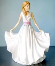 Royal Doulton LAURA Pretty Ladies HN5588 Michael Doulton Figure Of Year ... - $189.90