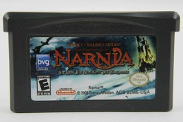 The Chronicles of Narnia: Lion Witch Wardrobe (Nintendo Game Boy Advance... - $2.93