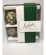 Williams Sonoma Place Card Holders Artichoke dinner partyhostess gift - $42.08