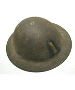 WW1 77th Division NY Regiment Hand Painted Doughboy Combat Helmet M1917 ... - $163.74