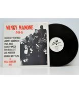 Wingy Manone 1944-45 Will Bradley 1943 Dixieland Jazz Vinyl Record LP 1982 - £11.74 GBP