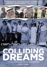 COLLIDING DREAMS NEW DVD - $67.10