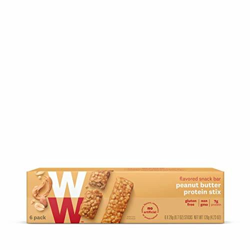 Primary image for WW Peanut Butter Protein Stix - Gluten-free High Protein Snack Bar, 2 SmartPoint