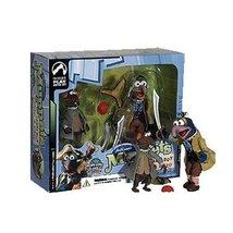 Muppets Exclusive Cabin Boy Gonzo & Rizzo Figure - Wizard World Treasure... - $22.00