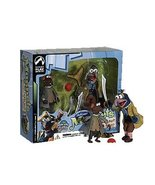 Muppets Exclusive Cabin Boy Gonzo & Rizzo Figure - Wizard World Treasure... - $23.76