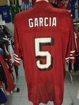 NEUWERTIG Trikot San Francisco SF 49ers (XL)#7 Jeff Garcia NFL Reebok Je... - $42.09