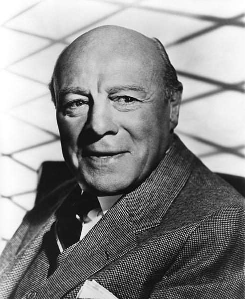 Primary image for Edmund Gwenn - Movie Star Portrait Poster