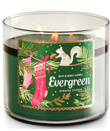 Bath & Body Works Evergreen Three Wick 14.5 Ounces Scented Candle - $23.71