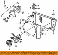 53005879 NEW MOPAR OEM 94-02 Ram 3500 Radiator Bypass Hose - $35.63