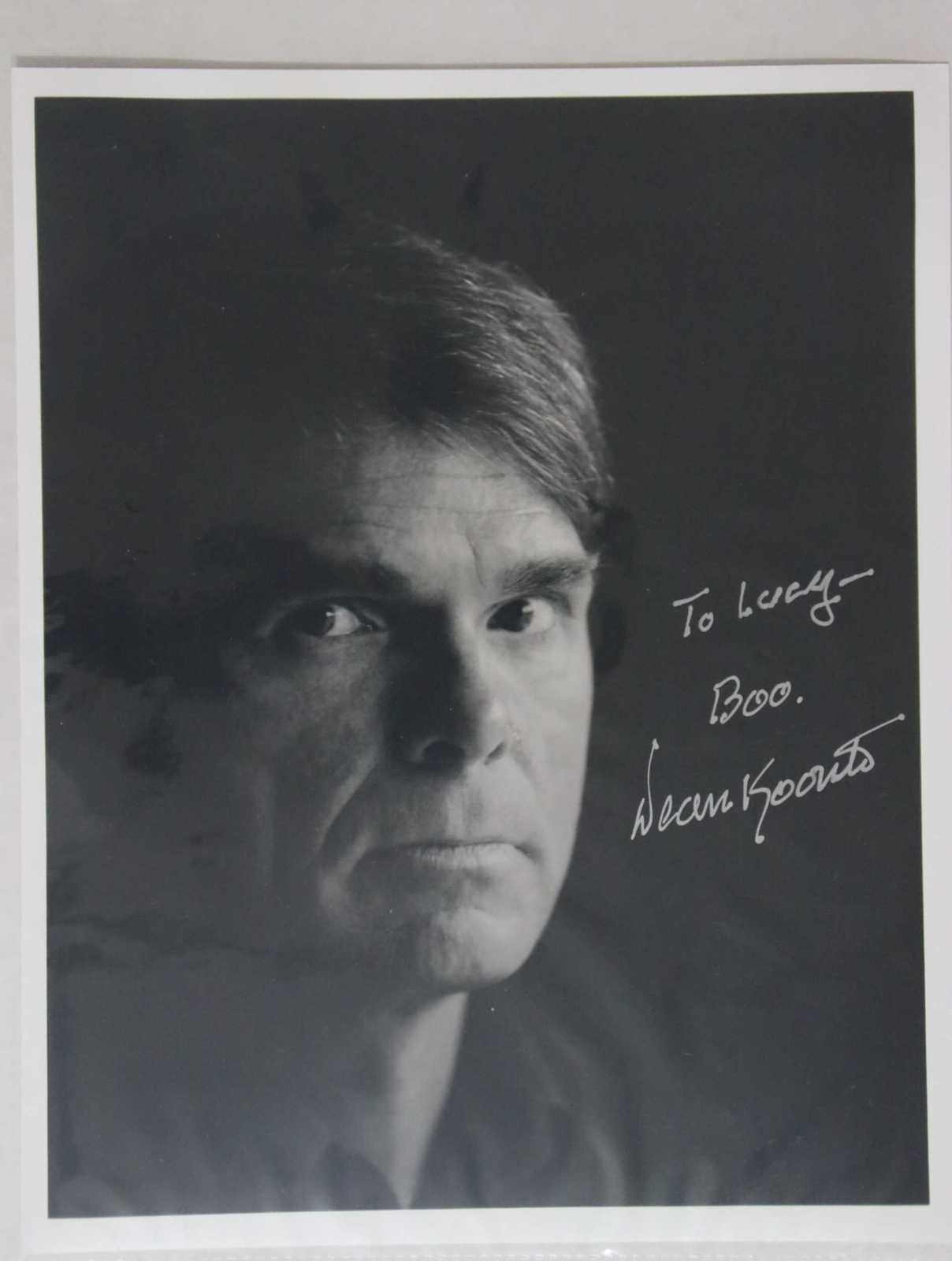 Primary image for Dean Koontz Signed Autographed Glossy 8x10 Photo