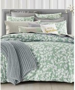 $200.00 Charter Club Damask Designs Oak Leaf 3-Pc. Full/Queen Comforter Set - $74.25