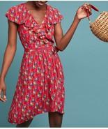 Anthropologie Rosalia Wrap Dress by Maeve $158 - NWT - $63.74