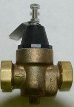 Watts 3/4 Inch Water Pressure Reducing Valve LFN45BM1 Lead Free image 4