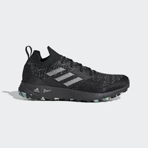 adidas Mens TERREX Terrex Two Parley Shoes / Trainers Black / Grey - $187.76