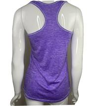 RBX Tank Top Women's Small Purple Racer Back Lightweight 100% Polyester - $19.99