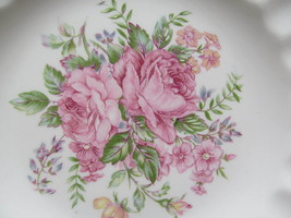 "Edwin Knowles Picardy Bread & Butter 6"" Plate Semi Vitreous China Made i... - $4.94"