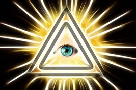 EYE OF GOD PROTECTION SPELL! SAFETY & SECURITY! GET RID IF NEGATIVE ENERGY! - $39.99