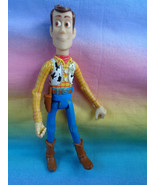"Disney Toy Story Sherrif Woody PVC Figurine or Cake Topper 6 1/4""  - $2.55"