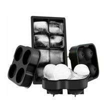 Ice Cube Trays Ice Ball Ice Cube Maker Molds High Ball Kitchen Accessori... - $17.56