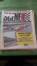 Vintage Collectible Lot of 12 1992 Winston Cup Scene Nascar Racing Newsp... - $19.80