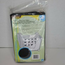 """Dritz Dust Cover Upholstery Fabric 36"""" x 5 Yards New Under Chair  - $15.47"""