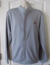 Adidas Full Zip Fleece Jacket 4 colors  Men's Sz M-XXL NWT MSRP$70  VERY... - $26.40