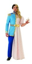 Brand New Be Your Own Date Half Man Half Woman Funny Adult Costume - $79.15