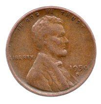 1950 S Lincoln Cent - Granny Estate Find - Fast Free Shipping - $4.99
