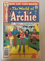 Archie Giant Series (1954) #492 FN Fine - $9.90