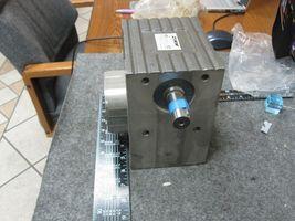 Zimm MSZ-50-SL Worm Gear Screw Jack, Ratio 28:1 1800rpm NEW image 3