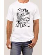 No Cats Allowed t shirt 100% cotton rockabilly king kurt psychobilly cra... - $25.00+