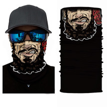 Crazy Cool Pirate Winter Face Mask Bandanas Headband Multi Headwear Scar... - $4.94