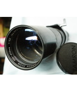 M42 Tamron 200-400mm Zoom RARE Lens -Great Bokeh-Easy to Convert For Digi - $65.00