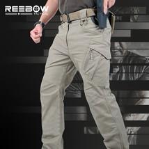 Tactical Military IX9 Pants Classic Urban Fashion Multi-pockets Cotton C... - $48.96