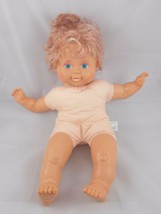 "Ideal Tiny Tears Doll 17"" 1989 Vintage - $9.95"