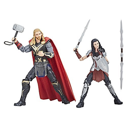 Marvel Studios: The First Ten Years Thor: The Dark World Thor and Sif - $39.20
