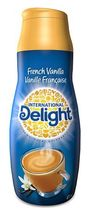 International Delight French Vanilla Coffee Creamer 4 x 473ml Canadian  - $69.99