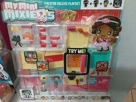 My Mini MixieQ's THEATER DELUXE PLAYSET Mattel - $15.79