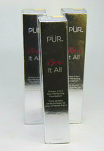 PUR BARE IT ALL 4-in-1 Skin-Perfecting Foundation 1.5oz/ 45ml Choose Shade - $19.95