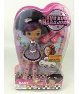 "Kuu Kuu Harajuku 12"" Fashion Doll BABY Doll with Hair bow Charms New Sealed - $26.68"