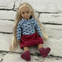 """Our Generation By Battat Lori Doll Blonde 6"""" Outfit Shoes - $19.79"""