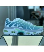 """NIKE AIR MAX PLUS TN """"TEAL/WHITE"""" SIZE 12 BRAND NEW FAST SHIPPING (85263... - $139.55"""
