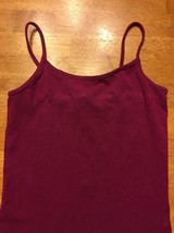 Forever 21 Girl's Purple Tank Top Shirt - Size Small 7 / 8 image 2