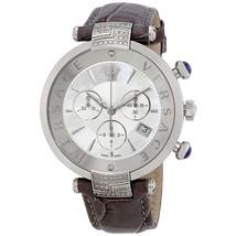 Versace VAJ070016 Revive Chrono Diamonds Ladies Watch - $2,577.84