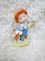 Vintage Avon 1983 Little Things Mean A Lot Figurine, Collectible - $4.99