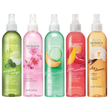 Avon Naturals Senses Body Spray Discontinued  - $19.80