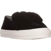 Nine West Onosha Slip-on Fashion Sneakers, Black - $27.99